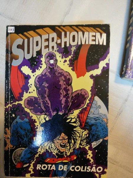 3 Livros de banda desenhada, Super Herois. foto 1