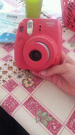 Máquina fotográfica instax mini 8 foto 1