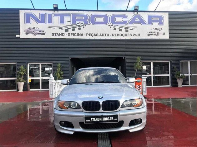 BMW 318 CI E46 CABRIO PACK M + HARD TOP foto 1