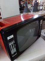 TV portátil retro foto 1
