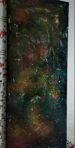 Quadro universo 100x40 foto 1