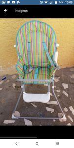 Cadeira de refeição de bebe foto 1