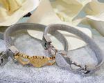 Lindíssimas pulseiras em Aço Inoxidável foto 1