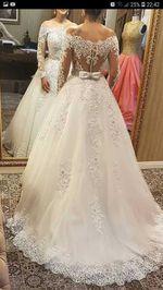 Vestido noiva foto 1