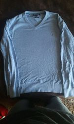 Camisola Tommy Hilfiger tamanho L foto 1