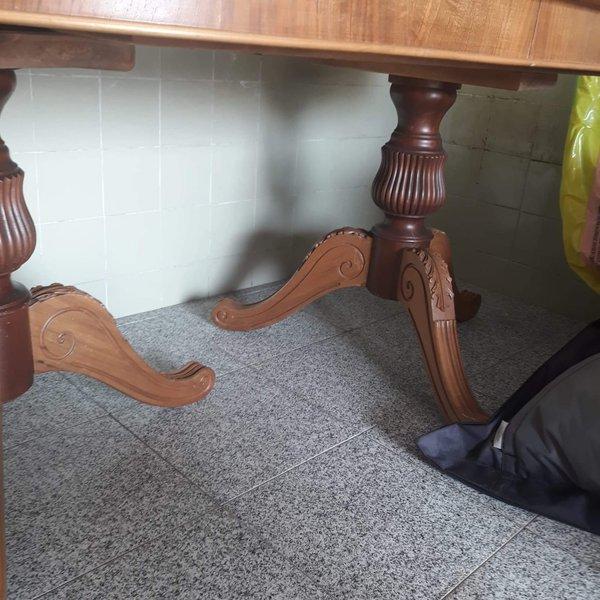 Mesa e Cadeiras foto 1