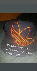 Chapéu original da adidas foto 1