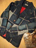 Blazer Jeans patchwork da Pepe Jeans foto 1