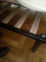 Estrutura de cama +cabeceira foto 1