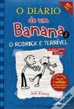 """Livro """"Diário de um Banana 2"""" - 6€ foto 1"""