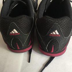 Tenis Adidas - Pretos e rosa foto 1