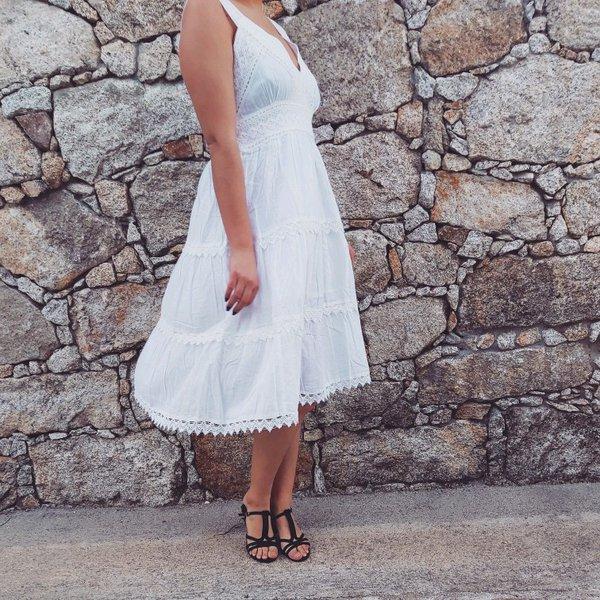 Vestidos branco foto 1