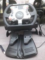 Xbox360 mais volante com pedais foto 1