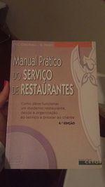 Manual prático serviço restaurantes foto 1