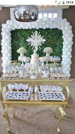 Fazemos...Convites e lembranças e ainda a decoração da festa foto 1