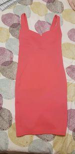 Vestido rosa fuxia bershka XS foto 1