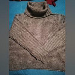 Camisola de malha cinzenta, tamanho M Lefties foto 1
