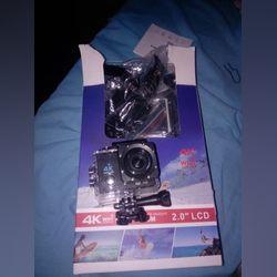 Go Pro 4K ultra HD foto 1