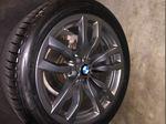 Jantes Bmw x5 Pack M 20 com pneus foto 1
