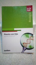 Livro de Biologia do 12°ano foto 1