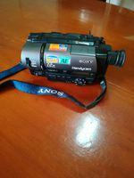 Camera de filmar sony foto 1