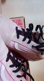 Vans Old Skool Chalk Pink foto 1