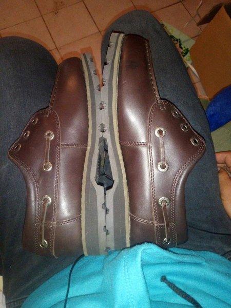 Sapatos da Lacoste foto 1
