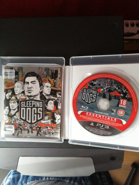 Jogo Sleeping Dogs PS3 foto 1
