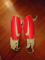 Caneleiras Nike cor salmao foto 1