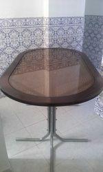 mesa de jantar e cadeiras foto 1
