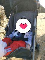 Vendo carrinho de bebê foto 1