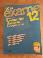 Exames 12°ano português (2018) foto 1