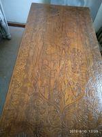 Arca de madeira. foto 1