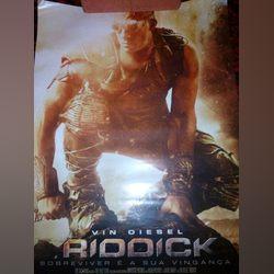 "Poster ""Riddick"" foto 1"