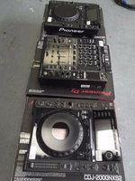 Pioneer Dj 2x Cdj-2000 Nxs2 & Djm-900 Nxs2+ Hdj foto 1