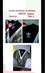 Camisola Adidas foto 1