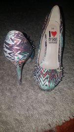 Sapato Alto seaside foto 1
