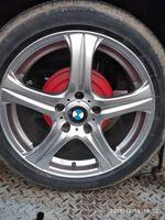 4 Jantes e pneus de BMW como novos foto 1