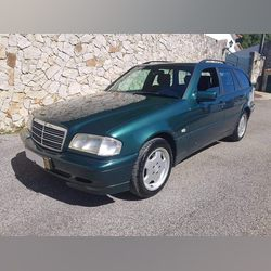 Mercedes C220cdi foto 1