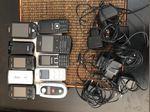 10 telemóveis (1 Nokia novo, todos funcionam) foto 1