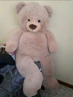 Urso peluche 1,30cm foto 1