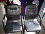 Duas cadeiras de escritório foto 1