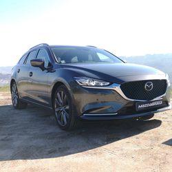 Mazda 6 SW 2.0 Skyactiv-G 145cv Exc. P. Leather N foto 1