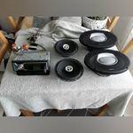 Estou a vender este sistema de som foto 1