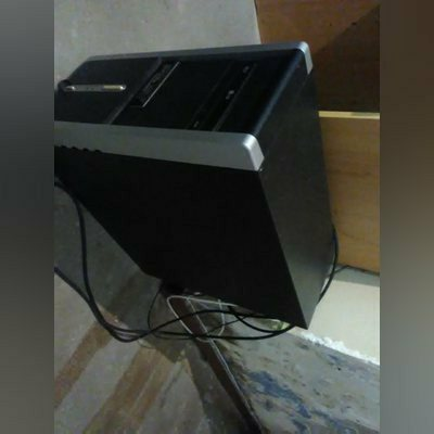 "PC Fixo ASUS + Monitor Mitsai 19"" foto 1"