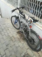 Vendo bicicleta motorizada toda revista, com lu foto 1