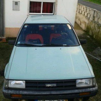 Vendo Toyota Corolla DX 1300