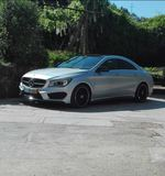 Mercedes clã 220 kits amg foto 1