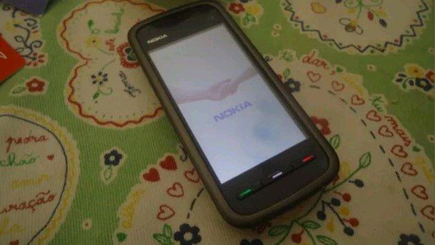 Nokia 5228 foto 1