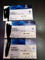 Porto - Liverpool ( Bilhete Liga dos Campeões ) foto 1